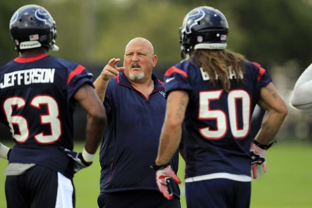 Predicting the Houston Texans Depth Chart, Post-OTAs