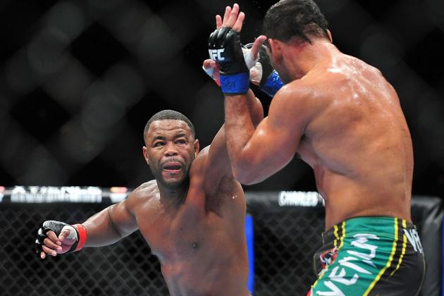 Predicting the UFC Year-End Rankings: Light Heavyweight