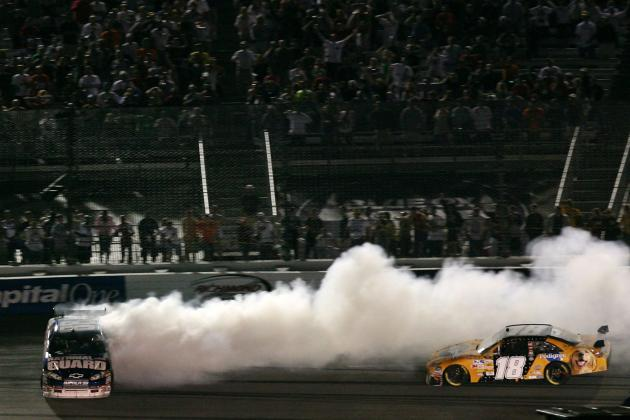 Ranking the 10 Best Rivalries in NASCAR History