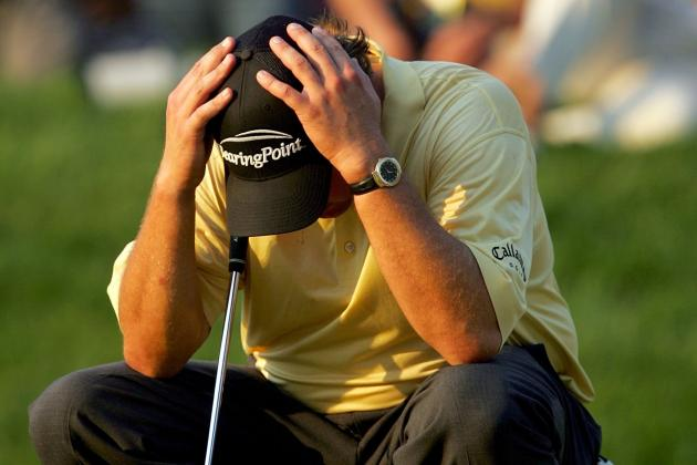 The Biggest Collapses in US Open Golf History