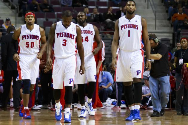 Playing Keep or Cut with Each of the Detroit Pistons' Free Agents