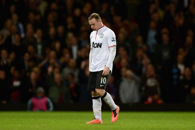 Manchester United: 5 Alternatives If Wayne Rooney Leaves