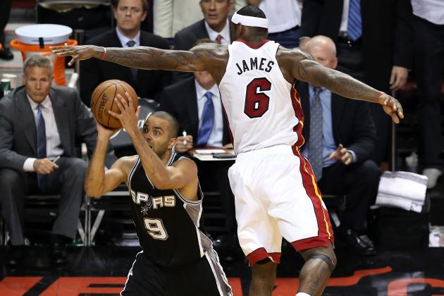 Ranking the Best Moments of the 2012-13 NBA Playoffs