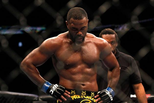 Rashad Evans and the Ultimate Fighter 2: Where Are They Now?