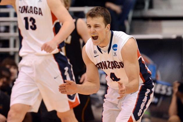 Gonzaga Basketball: Best- and Worst-Case Scenarios for Bulldogs in 2014