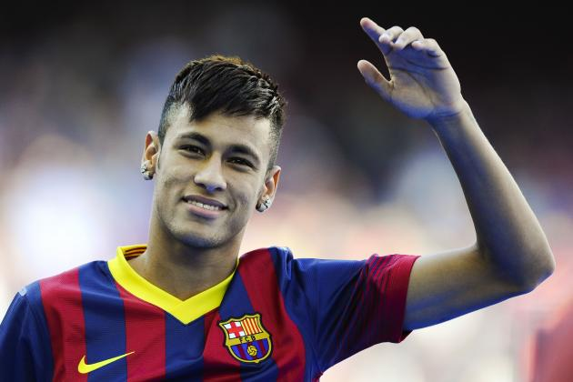FC Barcelona: 6 Barcelona Players Who'll Be Affected by Neymar's Arrival