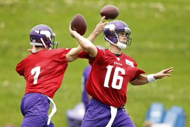 5 Reasons Why Matt Cassel Could Replace Christian Ponder This Season