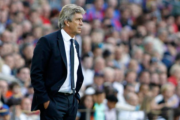 5 Areas Manuel Pellegrini Must Succeed in to Keep Manchester City Job