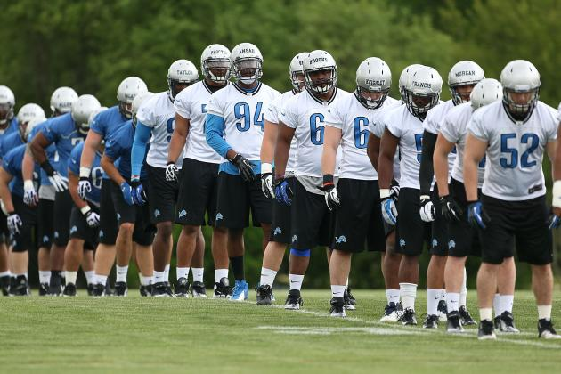 10 Players Who Have Turned Heads During Detroit Lions Offseason Workouts