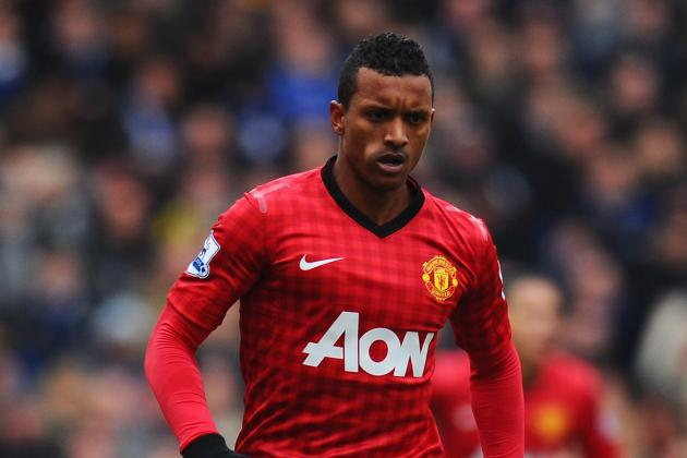 Manchester United Transfers: 5 Teams to Which Nani Could Move This Summer
