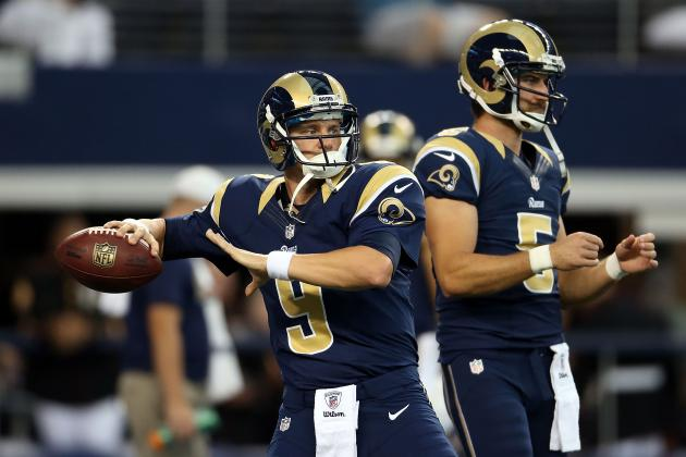 5 Undrafted St. Louis Rams Players Who Could Prove to Be Gems
