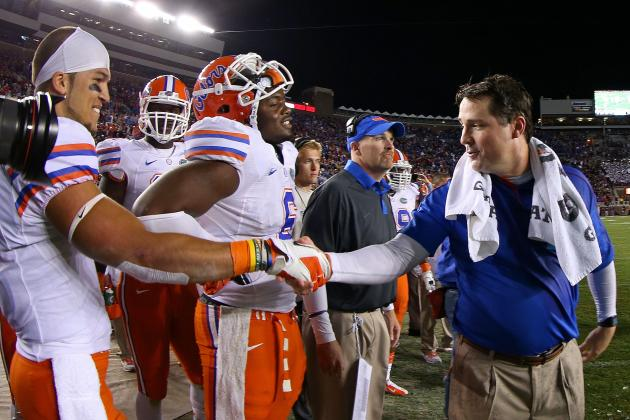 Florida Football: 4 Gators Most Likely to Disappoint in 2013