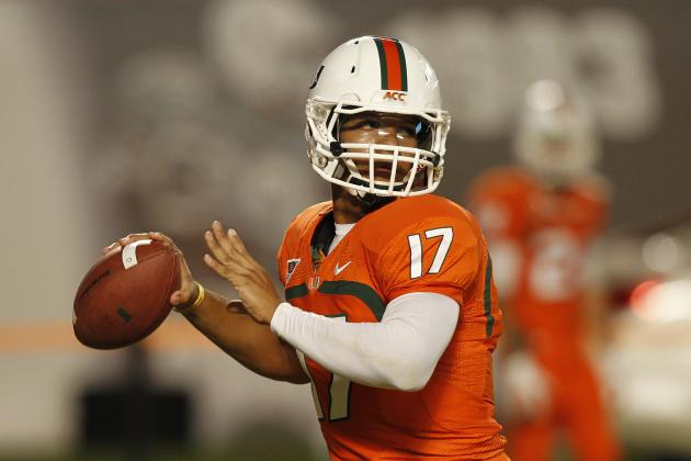 Power Ranking the Miami Hurricanes' 2013 Schedule from Easiest to Toughest