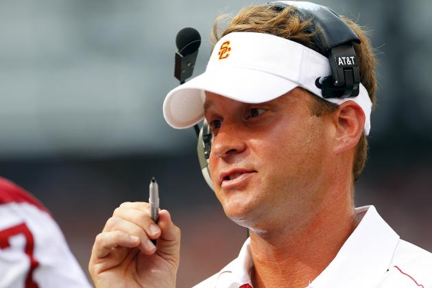 USC Football: Power Ranking the 2013 Schedule from Easiest to Toughest