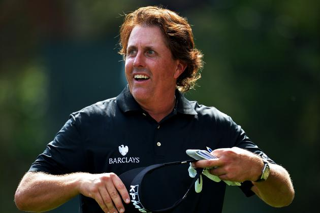 2013 US Open: Top Storylines After First Round