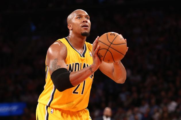 Best Potential Free-Agent Landing Spots for David West During 2013 Offseason