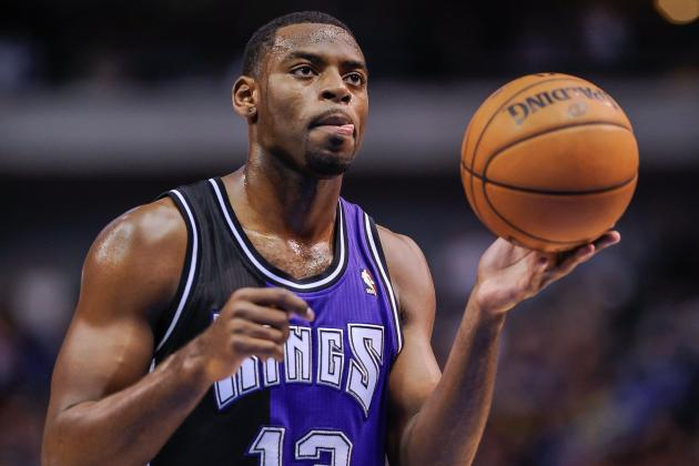 Best Potential Free-Agent Landing Spots for Tyreke Evans During 2013 Offseason