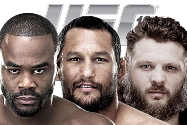 UFC 161: Finishing Rates Heading into Henderson vs. Evans