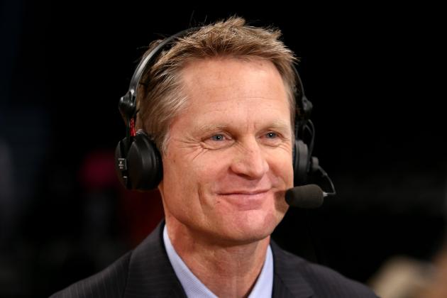 Steve Kerr Breaks Down Spurs, Heat, NBA Finals