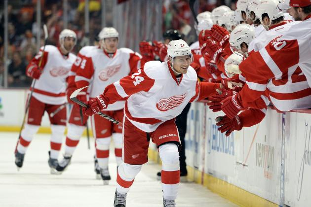 Detroit Red Wings: 5 Reasons a Championship May Be Around the Corner