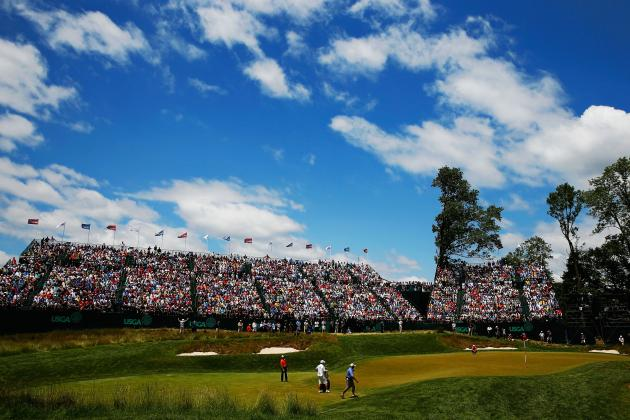 US Open 2013 Results: Biggest Winners and Losers from Day 2 at Merion