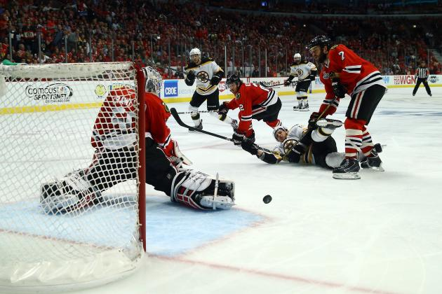 Ranking the Best Moments of the 2013 NHL Stanley Cup Playoffs