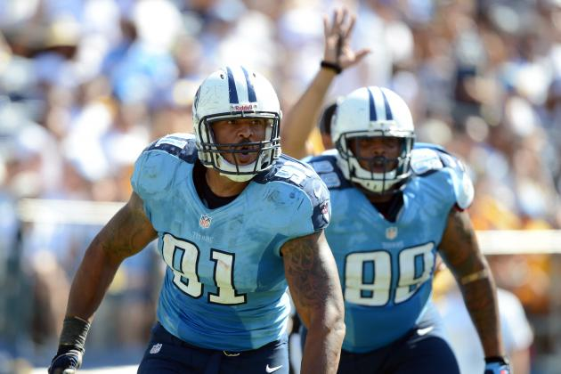 5 Players That Will Make or Break the Titans' Defense