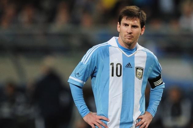 Guatemala vs. Argentina: 6 Things We Learned from International Friendly