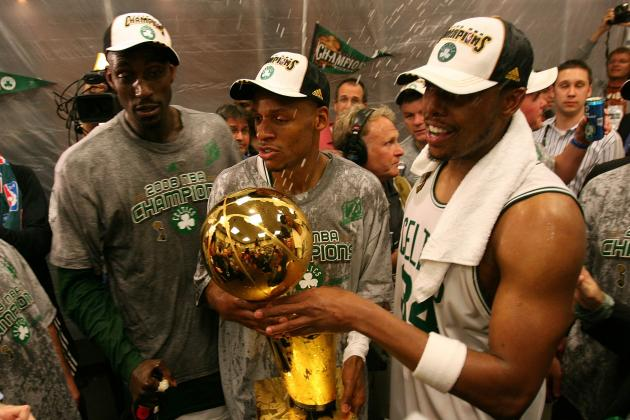 Ranking the Best Big 3s in the NBA Over the Last 20 Years