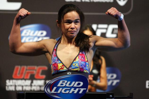 UFC 161: 5 Fights for Rosi Sexton to Take Next