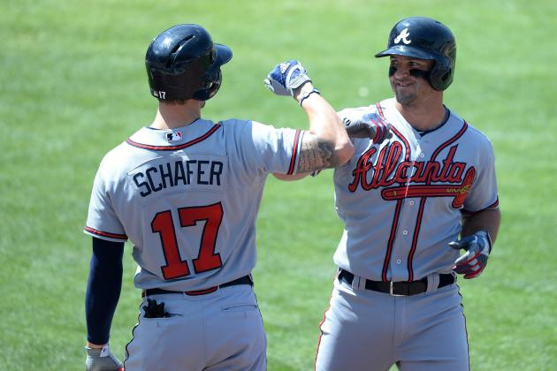 Atlanta Braves: Ranking the 5 Most Underappreciated Players in 2013