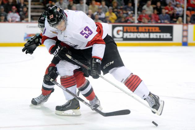 NHL Draft 2013: Potent Offensive Prospects the New Jersey Devils Must Target