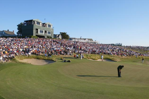 Ranking the Best U.S. Open Courses of All Time
