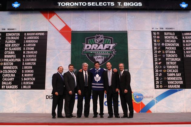 5 Players the Maple Leafs Should Avoid Drafting with Their 1st-Round Pick