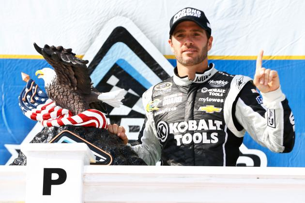 Report Card Grades for NASCAR's 15 Biggest Stars