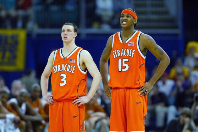 Syracuse Basketball: Orange's Best-Ever Player at Each Position