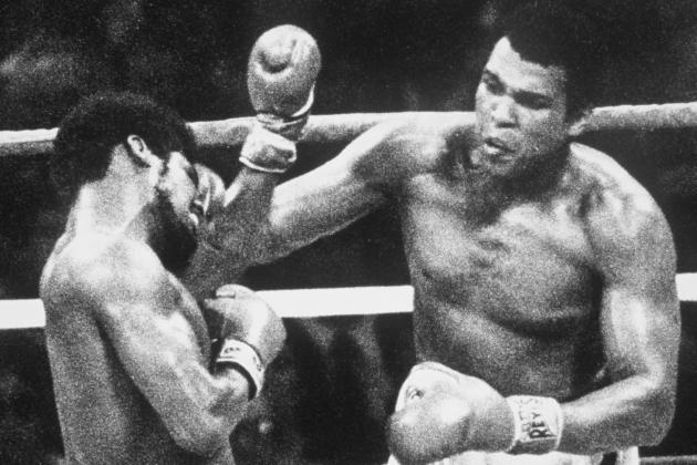 The Most Shocking Boxing Upset from Every Era