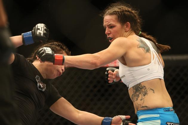 UFC 161 Results: Ranking the Top 10 Women's Bantamweights in the UFC