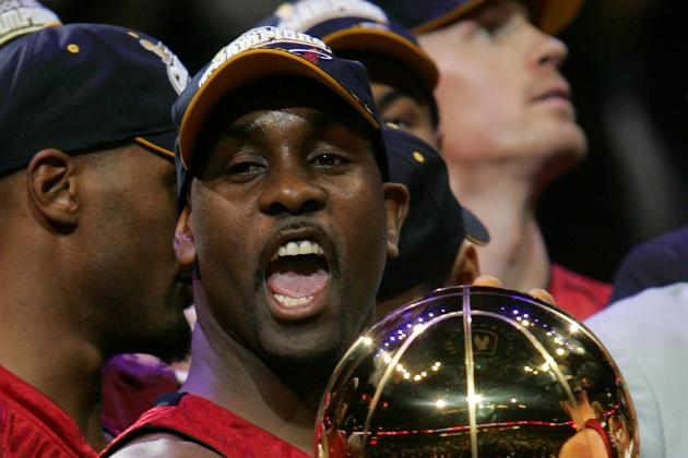 One-Time Stars Who Rode the Bench to an NBA Title