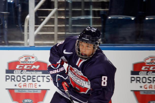 NHL Draft 2013: Potent Offensive Prospects New York Rangers Must Target