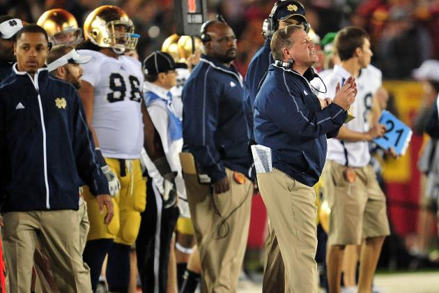 Power Ranking Notre Dame's 2013 Schedule from Easiest to Toughest