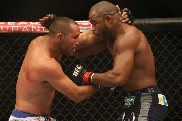 Evans vs. Henderson: Key Takeaways from UFC 161's Main Event