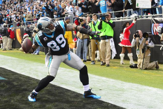 Carolina Panthers Wide Receiver Stock Watch