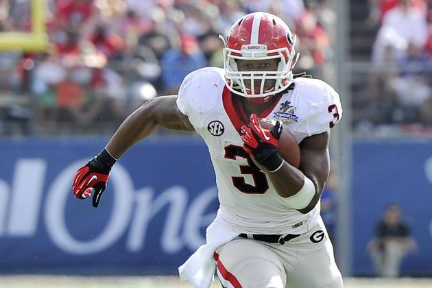 Power Ranking the Georgia Bulldogs 2013 Schedule from Easiest to Toughest