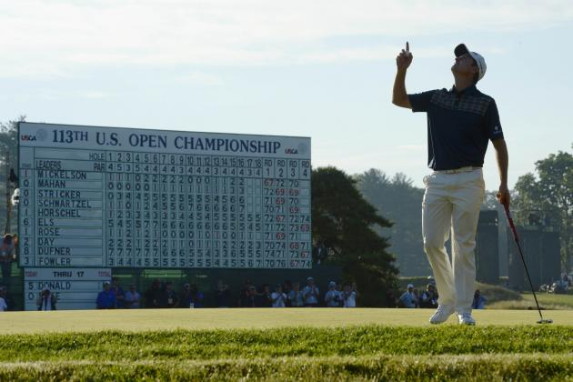 US Open 2013: Ranking the Biggest Surprises at Merion