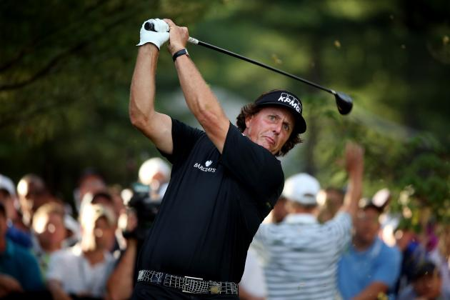 US Open 2013 Results: Biggest Winners and Losers at Merion