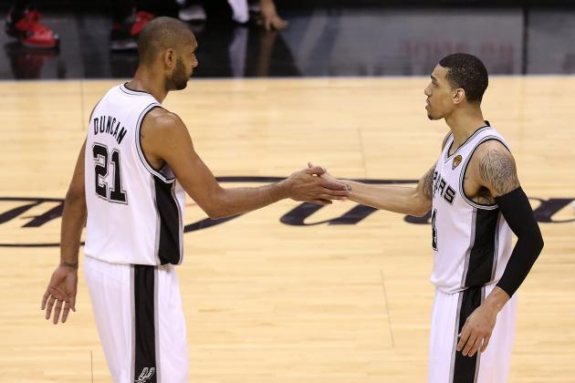 Ranking San Antonio Spurs' Greatest Role Players Since Tim Duncan Was Drafted