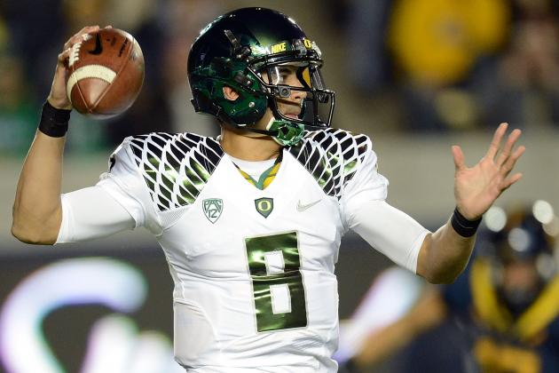 Power Ranking the Oregon Ducks' 2013 Schedule from Easiest to Toughest