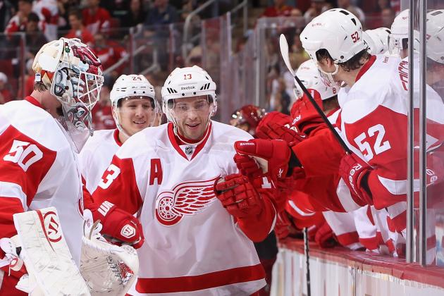 Detroit Red Wings: Offseason Decisions Facing the Team