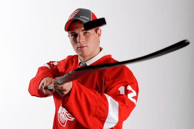 NHL Draft 2013: Detroit Red Wings' Best-Case Scenarios for 1st 3 Rounds